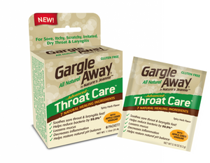 Buy Nature's Jeannie Gargle Away online used to treat Sore Throat Relief - Medical Conditions
