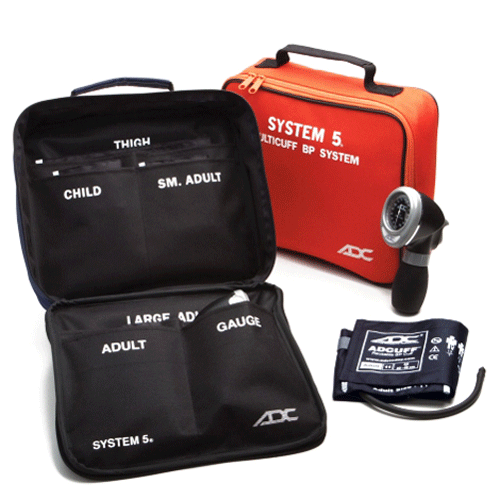 Buy ADC System 5 EMT Blood Pressure Kit online used to treat Blood Pressure Monitors - Medical Conditions