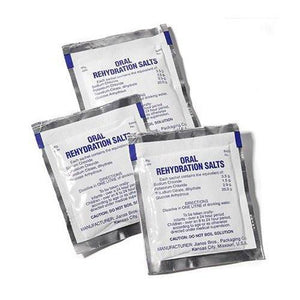 Buy Oral Rehydration Salts, Replenish fluids fast online used to treat First Aid Supplies - Medical Conditions