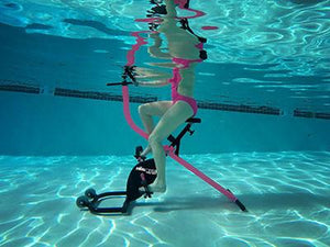 Aqua Underwater Exercise Bike for Pools Exercise Bike Mountainside-Healthcare.com Pool Bike, Underwater Bike