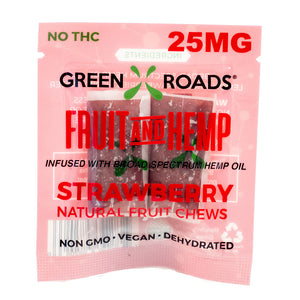 CBD Fruit and Hemp Fruit Chews Infused with High-Grade Cannabidiol 25 mg Strawberry (2-Pack) CBD Fruit Chews Mountainside-Healthcare.com CBD, CBD Fruit Chews, CBD Gummies, CBD Pain Relief, Grape, Green Roads