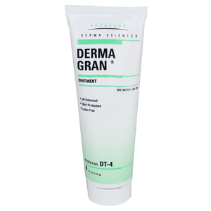 Dermagran pH Balanced Skin Protectant Ointment Skin Protectant Barrier Mountainside-Healthcare.com Aluminum Hydroxide Gel, Derma Sciences, Dermagran, DT4, Skin Protectant