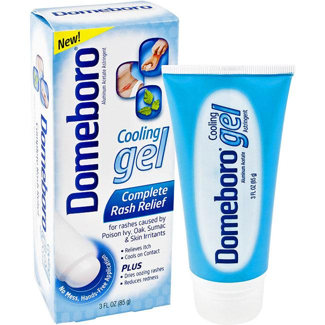 Buy Domeboro Cooling Gel Skin Rash Relief online used to treat Skin Rash Relief - Medical Conditions