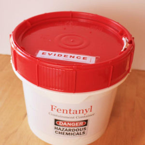 Buy Hazardous Chemical Containment Container 2.5 Gallon online used to treat Chemical Containment Container - Medical Conditions
