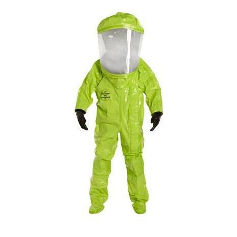 Buy Level A Full Hazmat Suit Front Entry Fully Encapsulated, Chemical Resistant Suit online used to treat Hazmat Suit - Medical Conditions