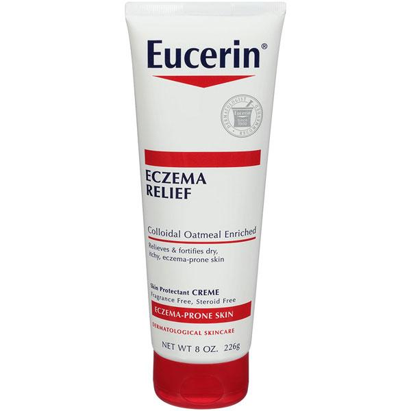 Eucerin Eczema Relief Cream with Colloidal Oatmeal