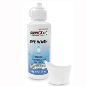 Buy GeriCare Eye Wash Solution 4 oz online used to treat Eye Irritation - Medical Conditions