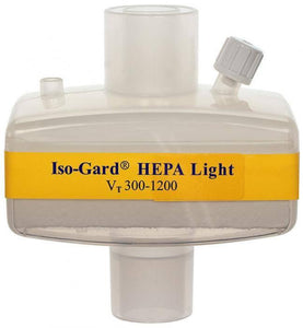 Buy Iso-Guard HEPA Light Filter Connector by Teleflex online used to treat Hepa Filter - Medical Conditions