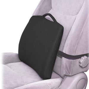Lumbar Support Cushion for Cars, Black Lumbar Cushions Mountainside-Healthcare.com Cushion for cars, lumbar cushion, Lumbar Support