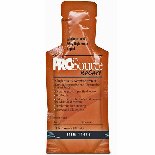 Buy ProSource NoCarb Protein Supplement, 1 oz Bottles, Unflavored 100/Case online used to treat Protein Supplement - Medical Conditions