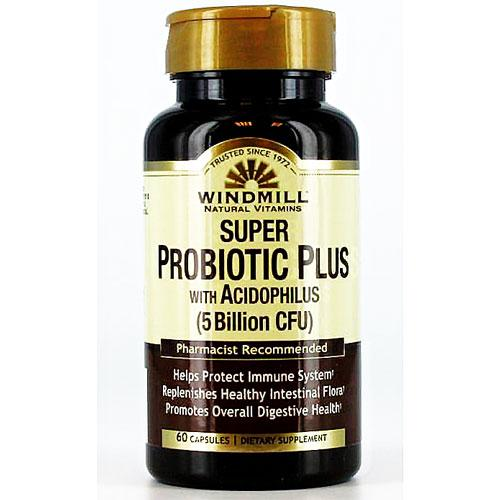 Buy Super Probiotic Plus with 5 Billion Lactobacillus Acidophilus online used to treat Probiotic - Medical Conditions