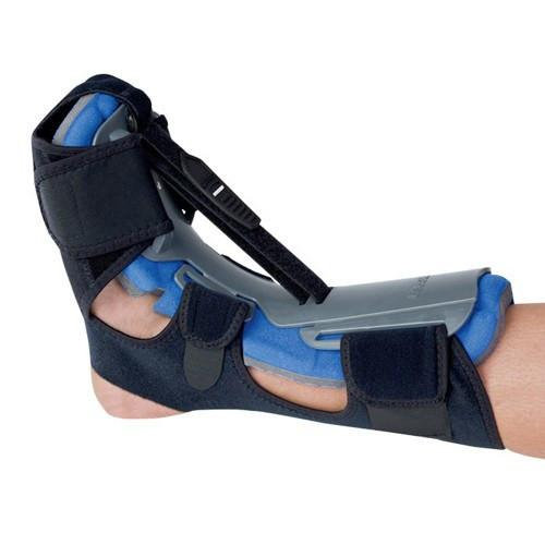 Aircast Dorsal Night Splint for Plantar Fasciitis Relief Foot Drop Support Mountainside-Healthcare.com Bend Foot, Correct Fit, Dorsel, Dorsiflexion, Foot Bend, Foot Brace, Night Brace, Night Splint, Plantar Fasciitis