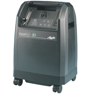 AirSep VisionAire 3 Oxygen Concentrator with Oxygen Monitor Oxygen Concentrators Mountainside-Healthcare.com 3 liter, generator, Oxygen Concentrator, oxygen machine, oxygen monitor, Visionaire