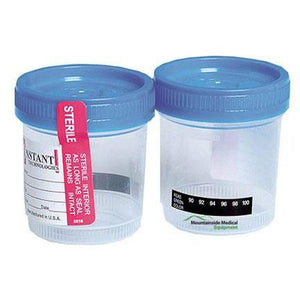 Alere Urine Specimen Collection Cup with Temperature Strip, 25 Pack Urine Specimen Collection Mountainside-Healthcare.com