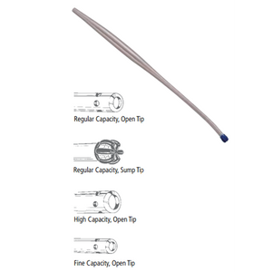 Buy Argyle Yankauer Suction Tube with Fine Capacity Tip without Vent online used to treat Yankauers - Medical Conditions