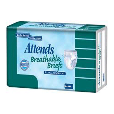 Attends Adult Briefs, Small 24/Bag Incontinence Mountainside-Healthcare.com