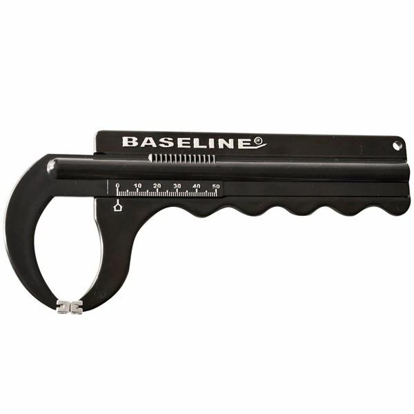 Baseline Skinfold Analysis Caliper with Floating Measuring Tips Diet and Nutrition Mountainside-Healthcare.com