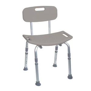 Buy Aluminum Shower Chair with Carry Bag online used to treat Bath Benches - Medical Conditions