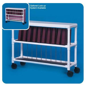 Buy PVC Chart Storage Racks online used to treat Medical Storage Rack - Medical Conditions