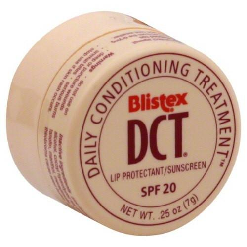 Blistex DCT Daily Conditioning Lip Balm Treatment with SPF 20 Mouth Mountainside-Healthcare.com Blistex, lIp balm