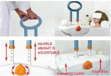 Buy Clamp On Height Adjustable Tub Rail online used to treat Bathtub Grab Bars - Medical Conditions