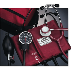 ADC Pros Combo V Pocket Aneroid Kit Blood Pressure Monitors Mountainside-Healthcare.com
