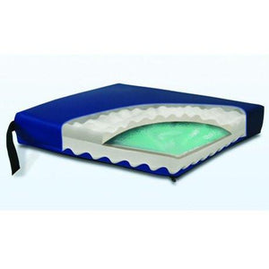 Buy Convoluted Foam-Gel Wheelchair Cushion online used to treat Foam Wheelchair Cushions - Medical Conditions