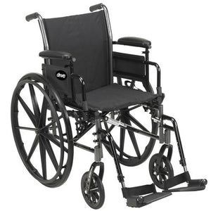 Cruiser III Lightweight Wheelchair Wheelchairs Mountainside-Healthcare.com