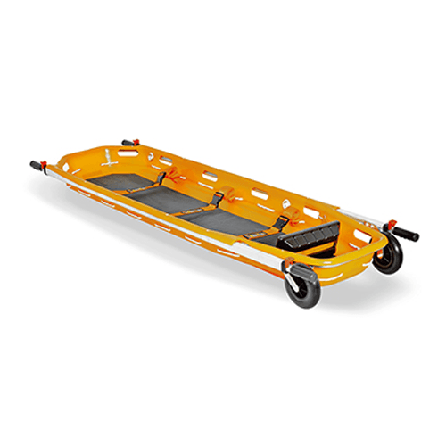 Buy Dakar Basket Stretcher with Wheels online used to treat Emergency Responders - Medical Conditions