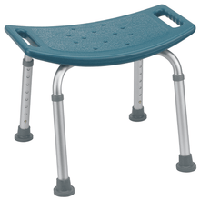 Buy Deluxe Aluminum Shower Bench without Back online used to treat Bath Benches - Medical Conditions