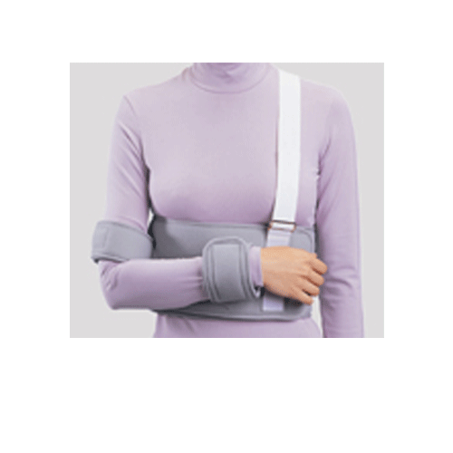 Buy Procare Deluxe Shoulder Immobilizer online used to treat Elbow Braces - Medical Conditions