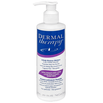 Bayer Dermal Therapy Extra Strength Body Lotion, 8 oz Diabetic Skin Care Mountainside-Healthcare.com