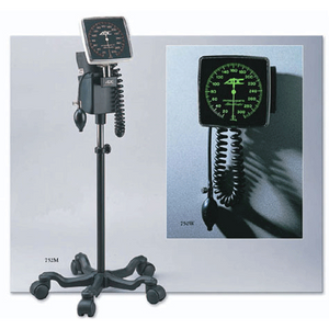 ADC Diagnostix 750 Series Large Faced Aneroid Mobile Blood Pressure Units Mountainside-Healthcare.com