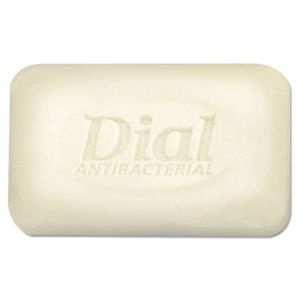 Dial Deodorant Bar Soap 2.5 oz White Unwrapped, 200/Case Hand Soaps Mountainside-Healthcare.com