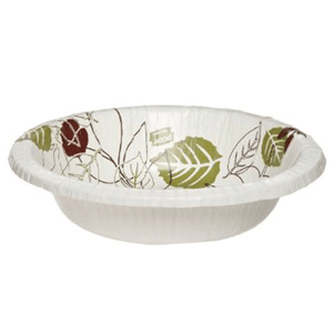 Buy Dixie Ultra 20 oz. Paper Bowls, Modern Design, Heavy Weight 500/Case online used to treat Kitchen & Bathroom - Medical Conditions