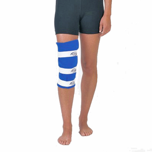 Buy Donjoy Dura Kold Surgical Knee Sleeve online used to treat Post-Surgical Knee Sleeve - Medical Conditions