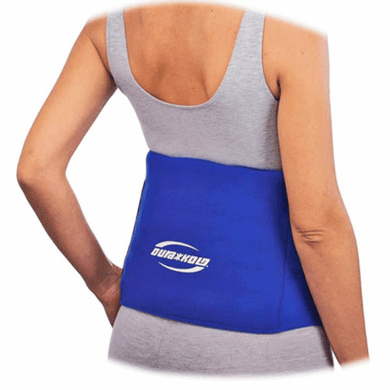 DuraSoft Back Pain Relief Cryotherapy Wrap Back Wrap Mountainside-Healthcare.com Back pain, Cold therapy, Cryotherapy, dura soft back brace, lower back