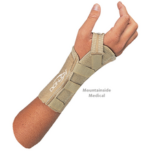 Donjoy Elastic Wrist Splint Wrist Splints Mountainside-Healthcare.com