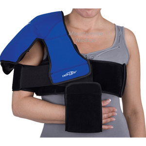 Donjoy Immobile Icer Brace Immobile Wrap Mountainside-Healthcare.com