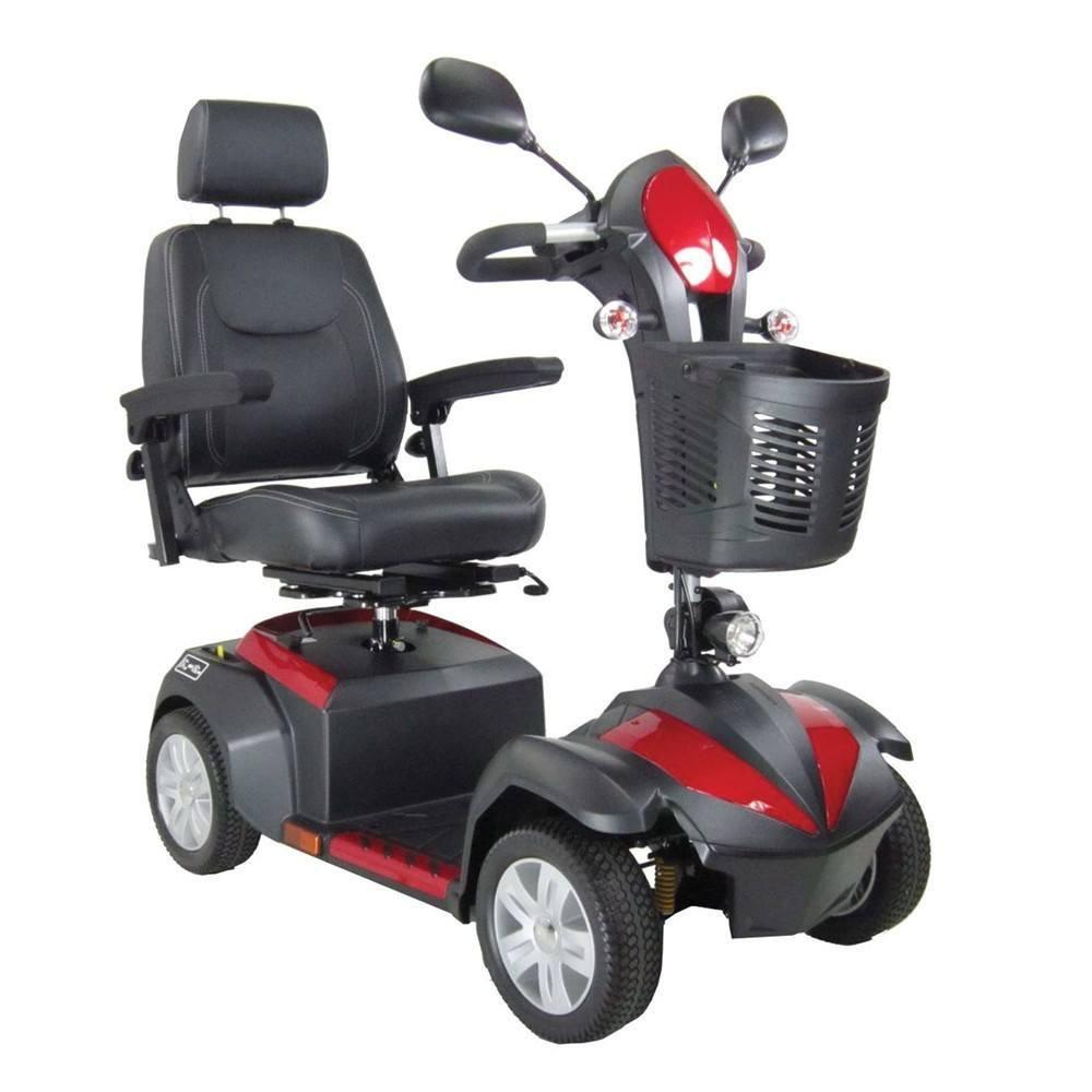 Buy Ventura 4 DLX Midsized Power Scooter online used to treat Scooters - Medical Conditions