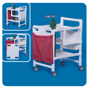 Buy PVC Emergency Cart online used to treat Medical Furniture - Medical Conditions