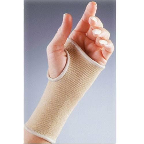 Buy Elastic Pullover Wristlet Wrist Sleeve online used to treat Wrist Splints - Medical Conditions