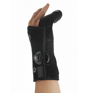 Exos Boxers Fracture Brace Braces and Collars Mountainside-Healthcare.com