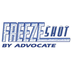 Freezeshot Injection Pain Skin Numbing Device Skin Numbing Device Mountainside-Healthcare.com Advocate, Fear of Shots, Freezeshot, Iceshot, Lidocaine, Reduces Anxiety, Skin Numbing Device