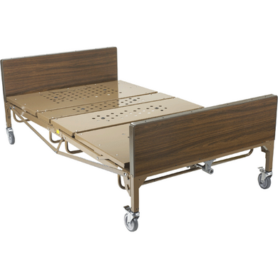 Drive Medical Full Electric Bariatric Hospital Bed Hospital Beds Mountainside-Healthcare.com