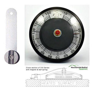 Buy Fully Enclosed Bi-Metal Surface Thermometer online used to treat Thermometers - Medical Conditions