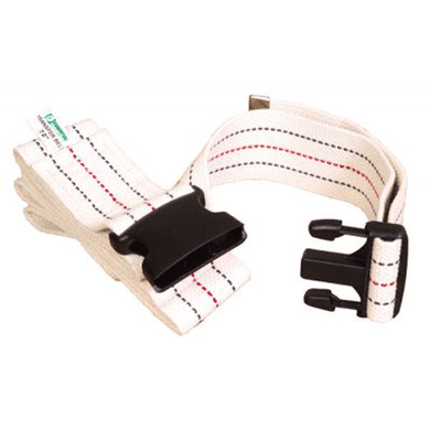 Gait Belt with Plastic Buckles Physical Therapy Mountainside-Healthcare.com