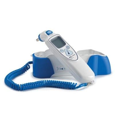 Genius 3 Tympanic Electronic Ear Thermometer with Base Medical Thermometer Mountainside-Healthcare.com