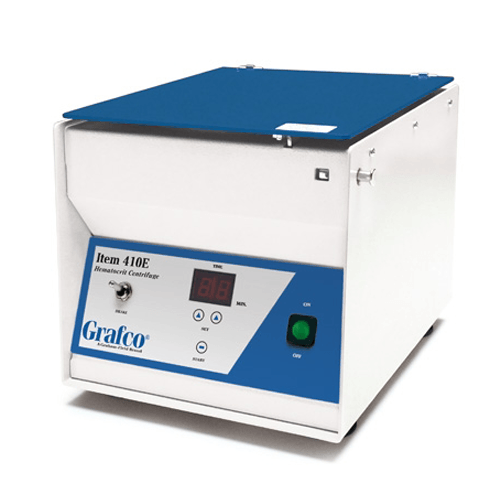 Buy Grafco Hematocrit Centrifuge online used to treat Hospitals - Medical Conditions