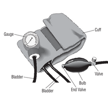 ADC Home Blood Pressure Cuff and Bladder Kit Parts & Accessories Mountainside-Healthcare.com